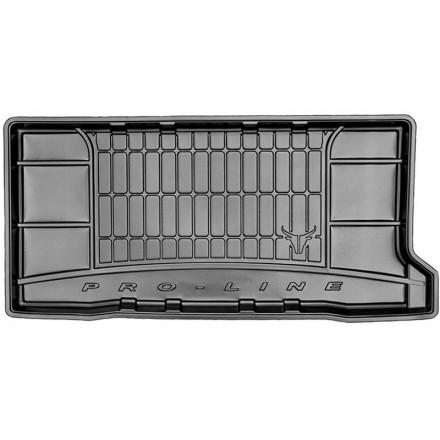 Multifunctionele Rubber kofferbakmat Fiat 500 2007-2015