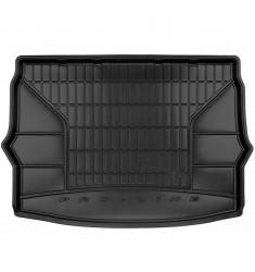 Multifunctionele Rubber kofferbakmat Nissan Qashqai II hoge vloer vanaf 2013