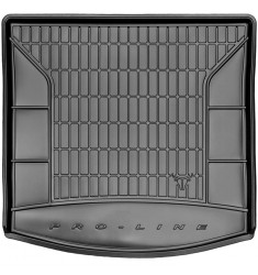 Multifunctionele Rubber kofferbakmat Volkswagen Touran 2010-2015