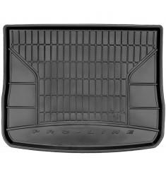 Multifunctionele Rubber kofferbakmat Volkswagen Tiguan I hoge vloer met reservewiel 2007-2015