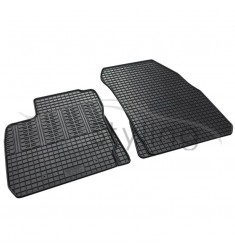 Pasvorm All Weather Rubber automatten voor de Ford Transit Courier 2-persoons 2014-heden