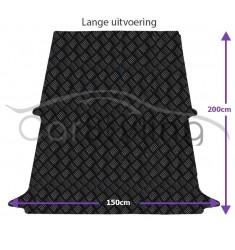 Laadvloermat Mercedes Citan verlengde uitvoering 2012-heden