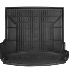 Multifunctionele Rubber kofferbakmat Audi Q7 II 5/7 zits (3e rij ingeklapt) vanaf 2015