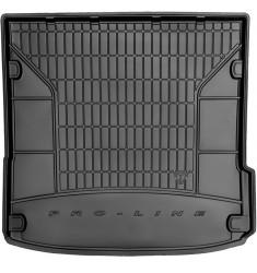 Multifunctionele Rubber kofferbakmat Audi Q7 5/7 zits (3e rij ingeklapt) 2006-2015