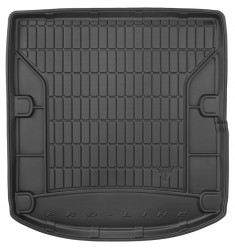 Multifunctionele Rubber kofferbakmat Audi A4 B9 Sedan vanaf 2015