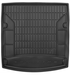 Multifunctionele Rubber kofferbakmat Audi A4 B8 Sedan 2008-2015