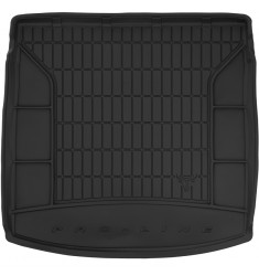 Multifunctionele Rubber kofferbakmat Seat Leon III ST hoge vloer kofferbak vanaf 2013
