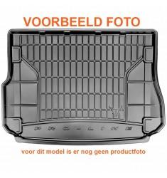 Multifunctionele Rubber kofferbakmat Volkswagen Polo V lage vloer kofferbak 2009-2017