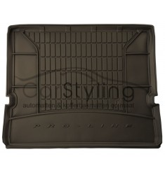 Multifunctionele rubber kofferbakmat | Ford Galaxy II 2006-2015