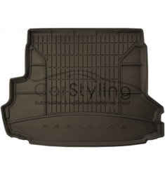 Multifunctionele rubber kofferbakmat | Nissan X-Trail II T31 2008-2013