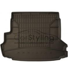 Multifunctionele rubber kofferbakmat | Nissan X-Trail II T31 2008-2013
