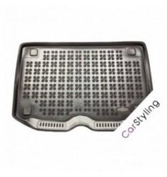 Pasvorm Rubber kofferbakmat Citroen C3 Picasso Pack XP verhoogde vloer 2009-2016
