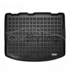 Pasvorm Rubber kofferbakmat Ford Kuga lage vloer met thuiskomer of toolset 2013-heden