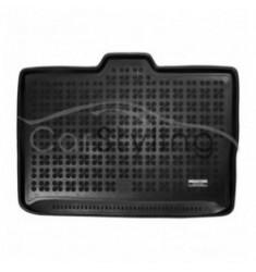 Pasvorm Rubber kofferbakmat Opel Meriva met verhoogde vloer 2014-heden