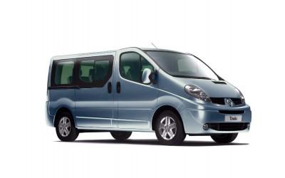 Renault Trafic 2014-heden