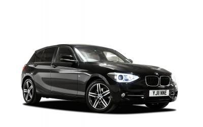 BMW 1-serie E87 5-drs 2004-2011
