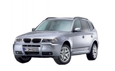 BMW X3 E83 01/2004-10/2010