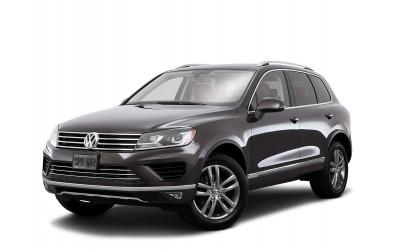 Volkswagen Touareg 2014-heden