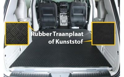 Laadvloermatten van Rubber of Kunststof