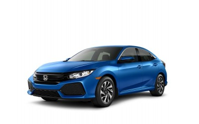 Honda Civic Hatchback 2017-heden