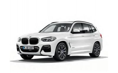 BMW X3 G01 2017-heden