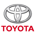 Toyota laadvloermat